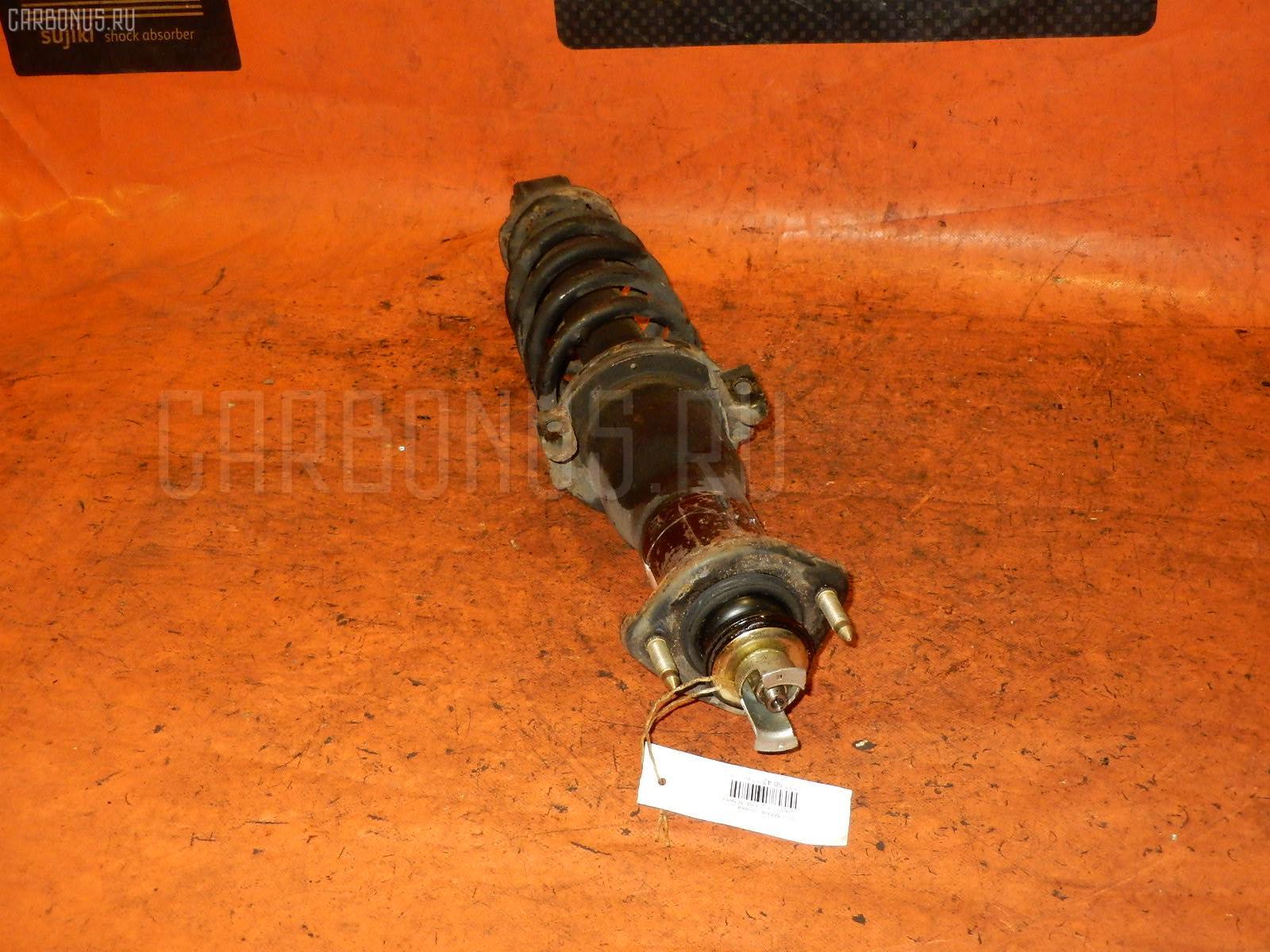 Стойка амортизатора TOYOTA MARK II JZX110 1JZ-FSE. Фото 5