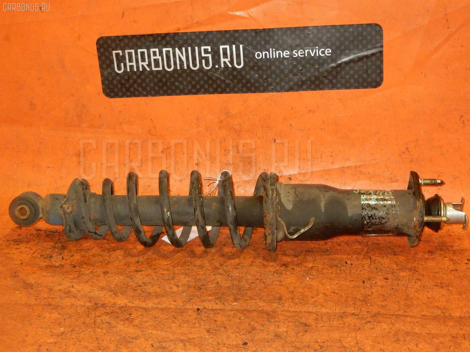 Стойка амортизатора TOYOTA MARK II JZX110 1JZ-FSE. Фото 10