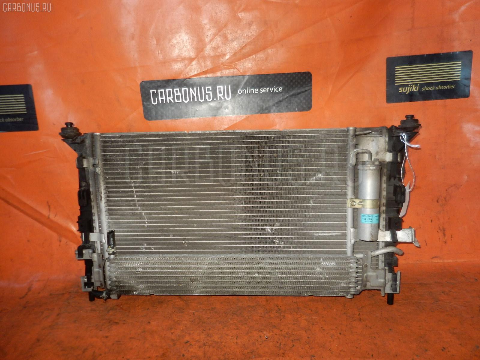 Радиатор ДВС FORD FOCUS II WF0AOD AODA. Фото 10