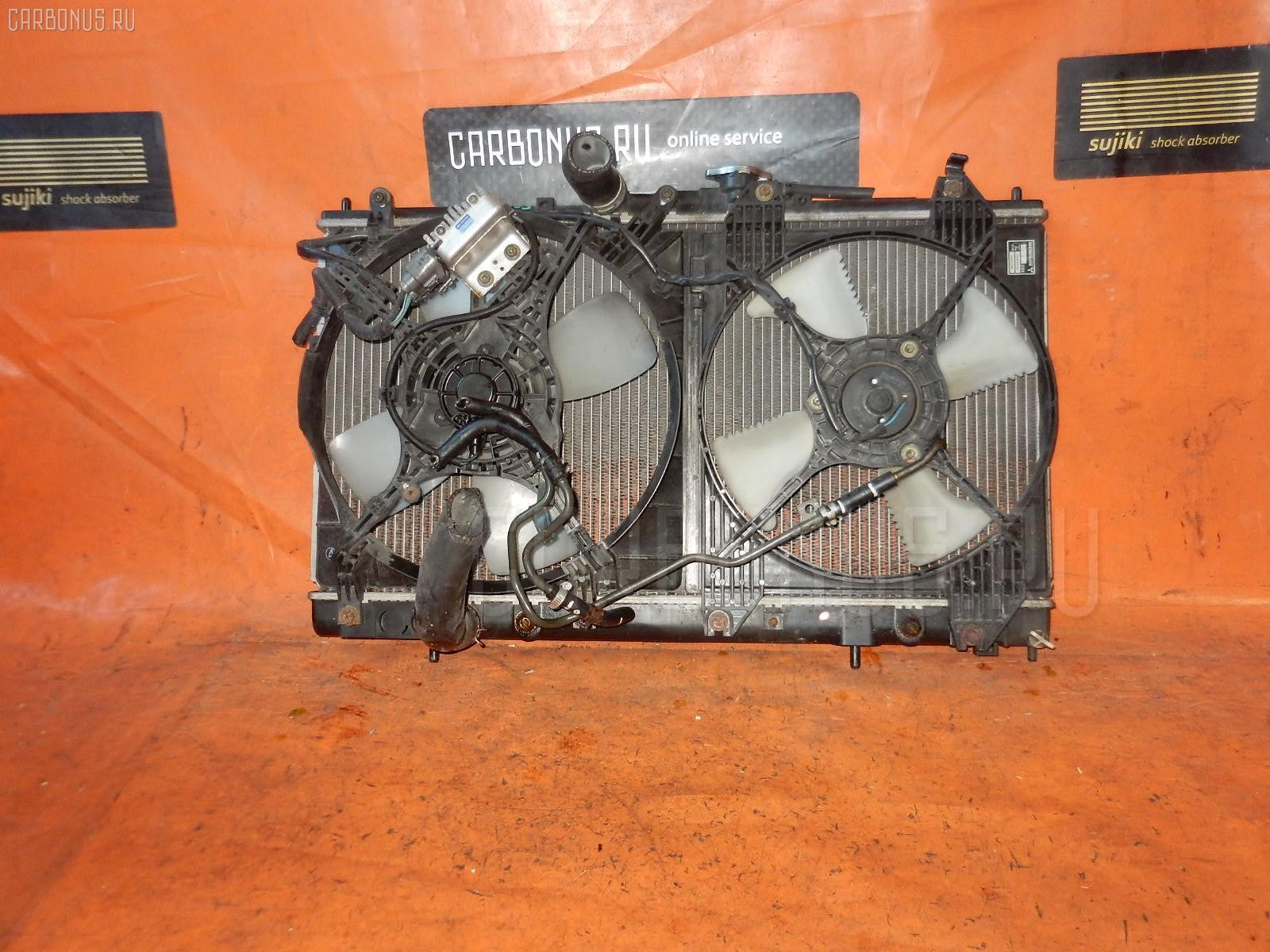 Радиатор ДВС MITSUBISHI LEGNUM EC1W 4G93. Фото 7