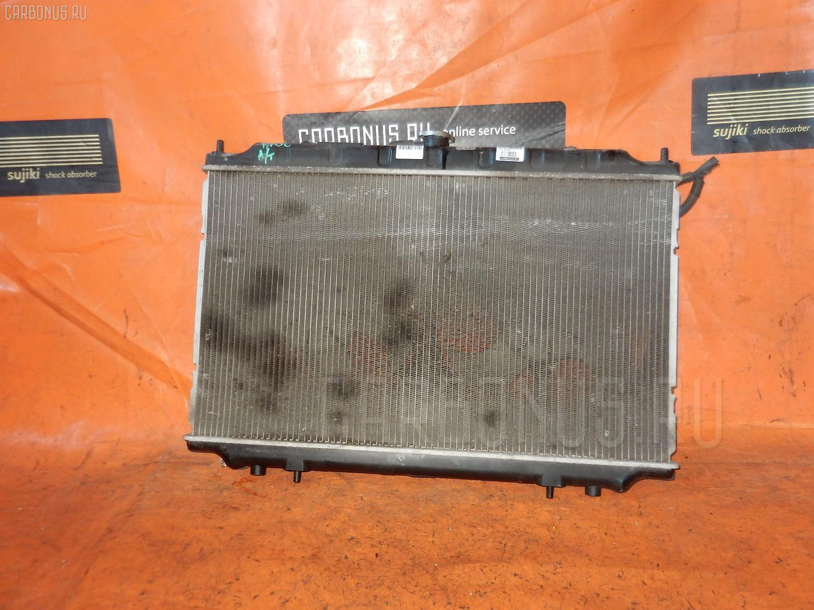 Радиатор ДВС NISSAN CEFIRO PA32 VQ25DE. Фото 5