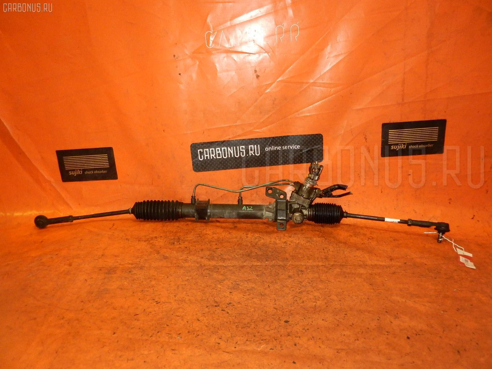 Рулевая рейка NISSAN CEFIRO A32 VQ20DE. Фото 9