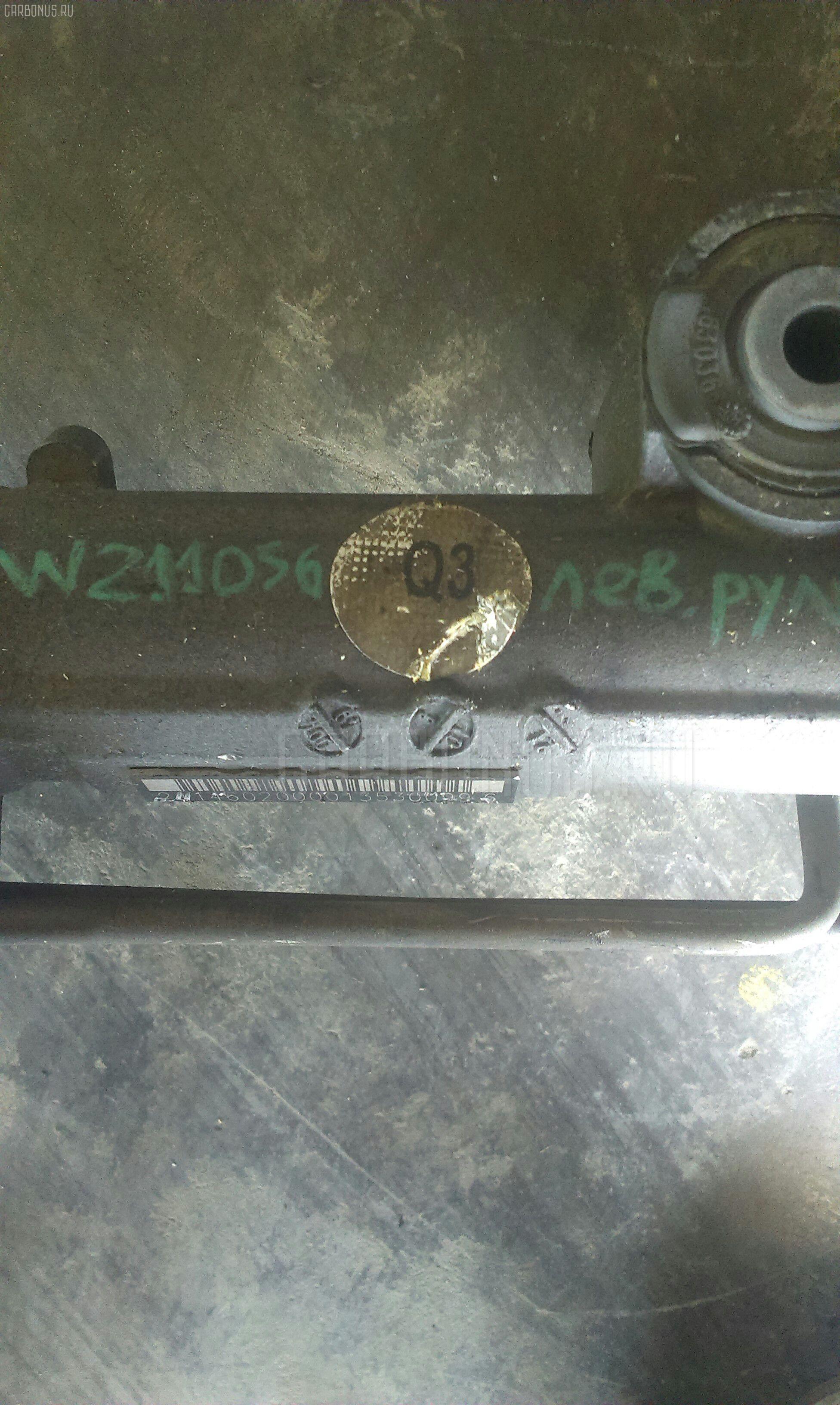 Рулевая рейка MERCEDES-BENZ E-CLASS W211.065 112.949 Фото 1