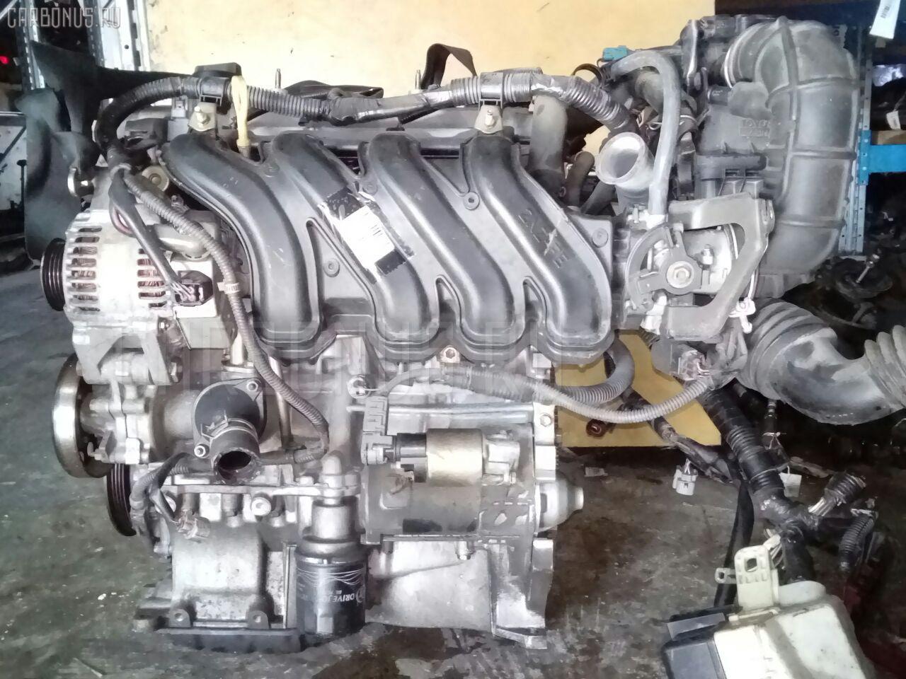 Двигатель TOYOTA IST NCP60 2NZ-FE Фото 4