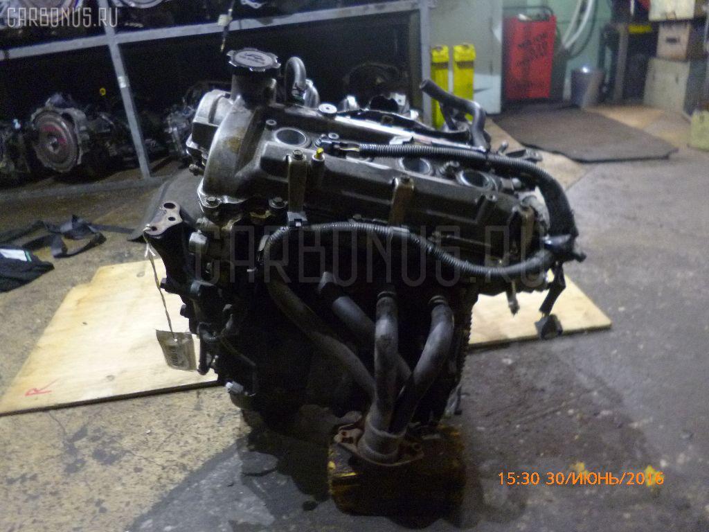 Двигатель TOYOTA VITZ SCP10 1SZ-FE Фото 8