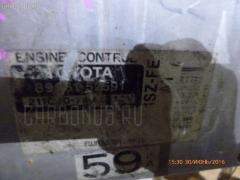 Двигатель Toyota Vitz SCP10 1SZ-FE Фото 14