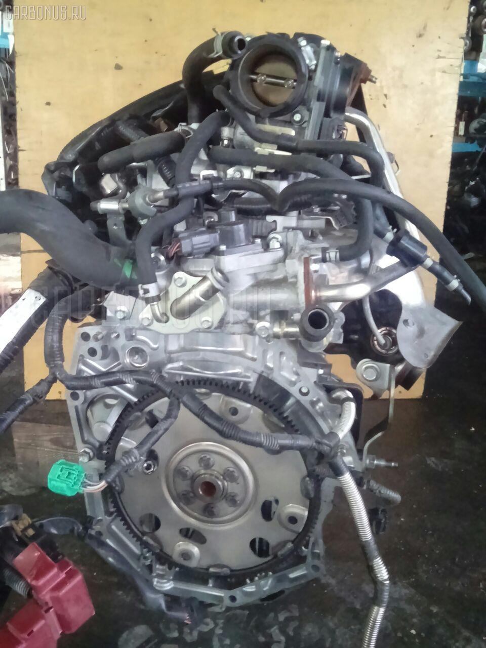 Двигатель NISSAN CUBE Z12 HR15DE Фото 9