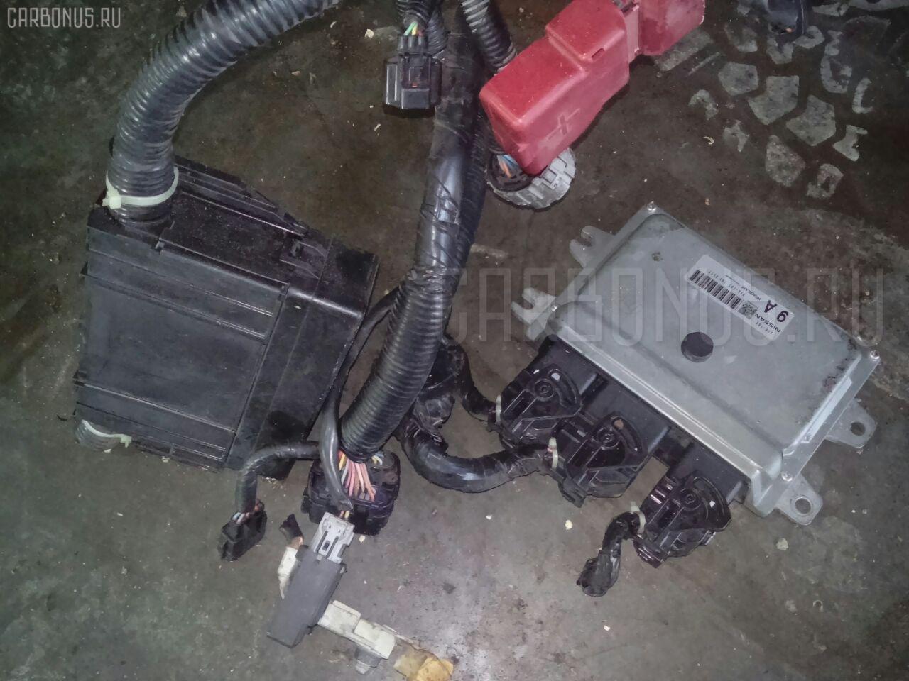 Двигатель NISSAN CUBE Z12 HR15DE Фото 8