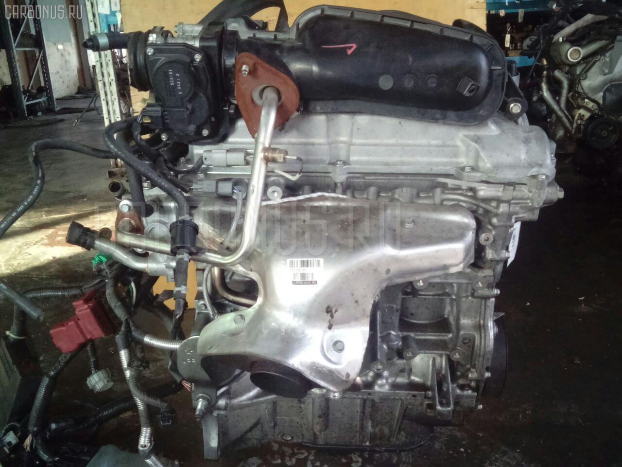 Двигатель NISSAN CUBE Z12 HR15DE Фото 6
