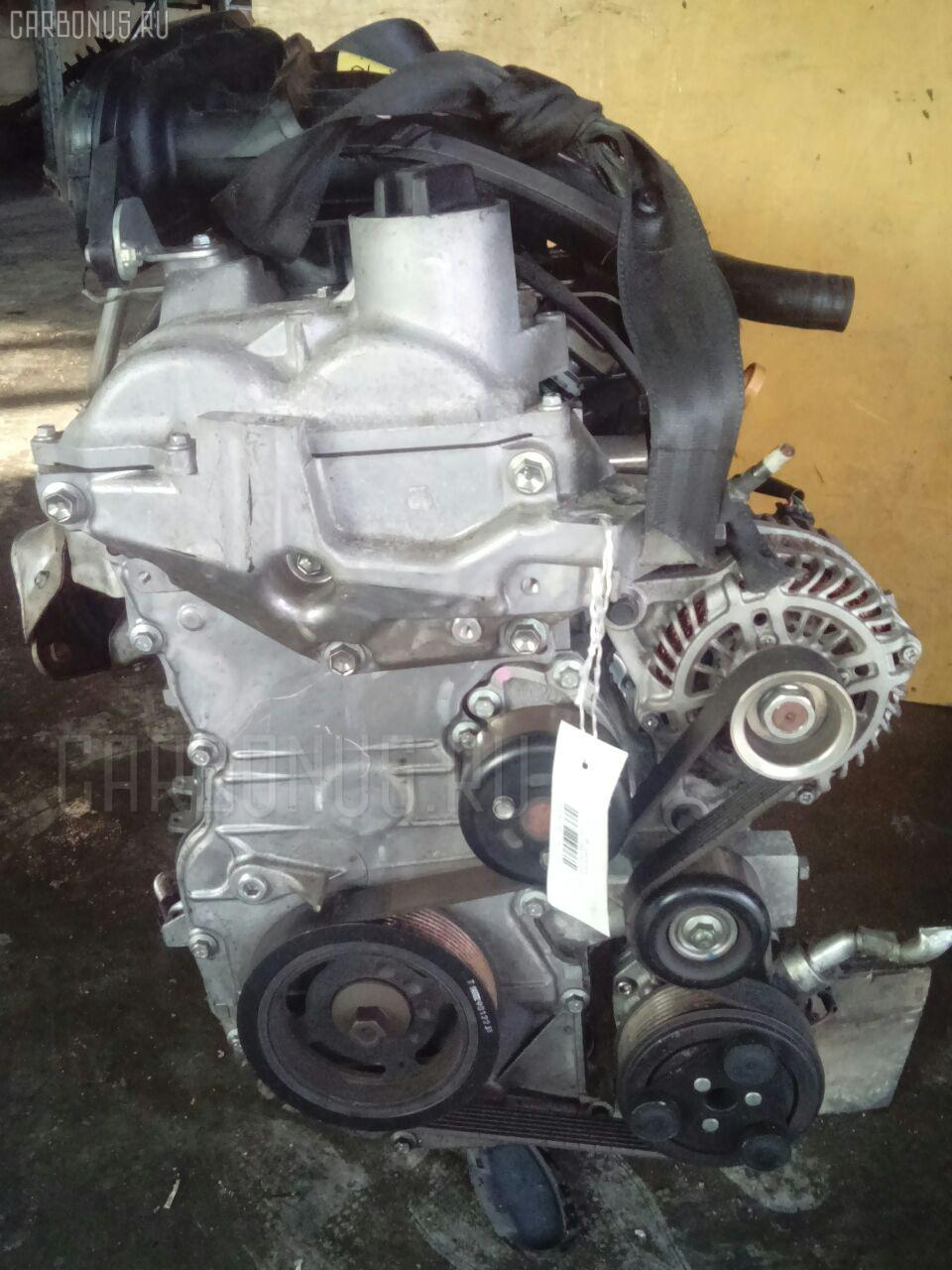 Двигатель NISSAN CUBE Z12 HR15DE Фото 5