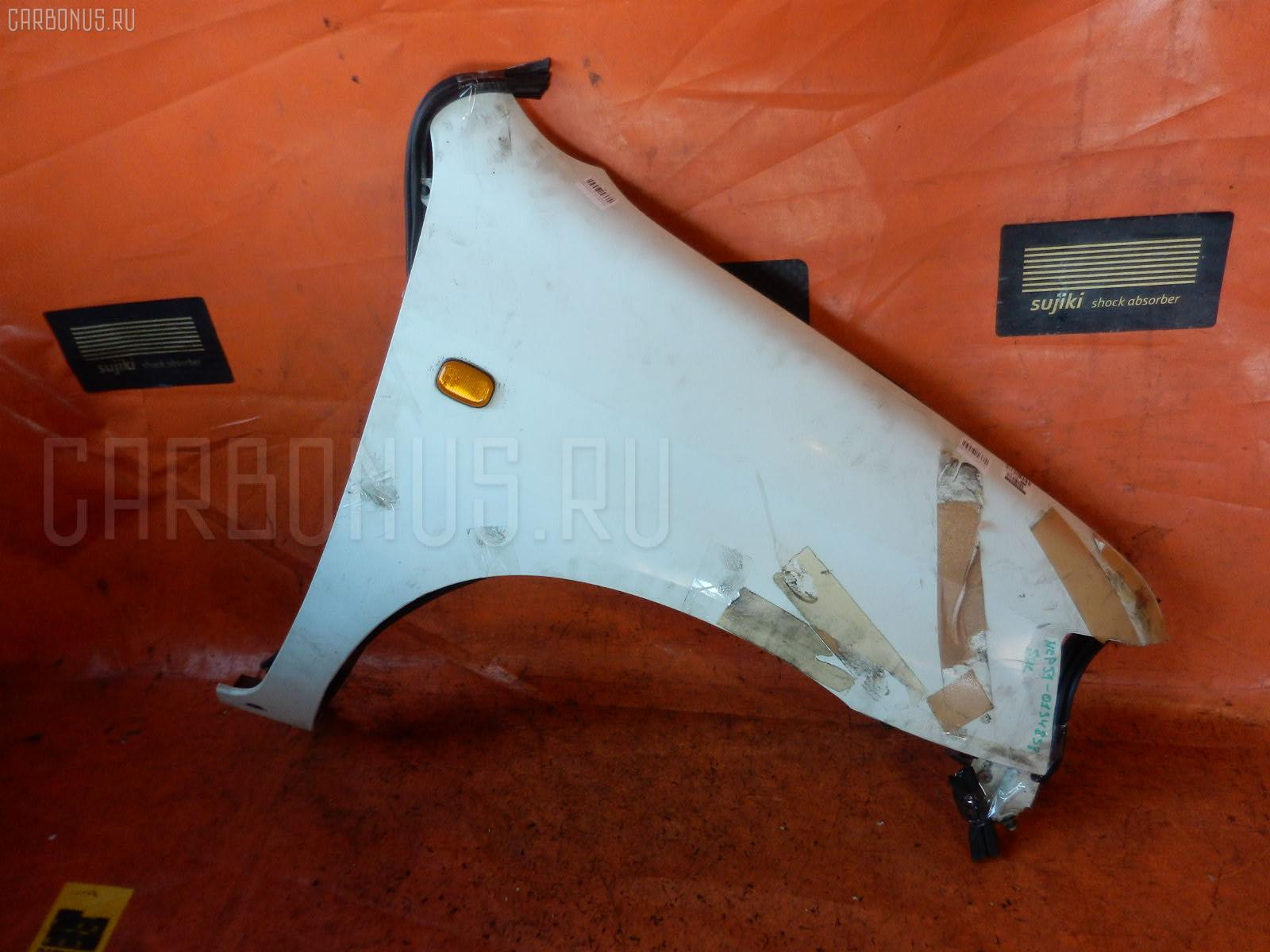 Крыло переднее TOYOTA SUCCEED NCP51V. Фото 7