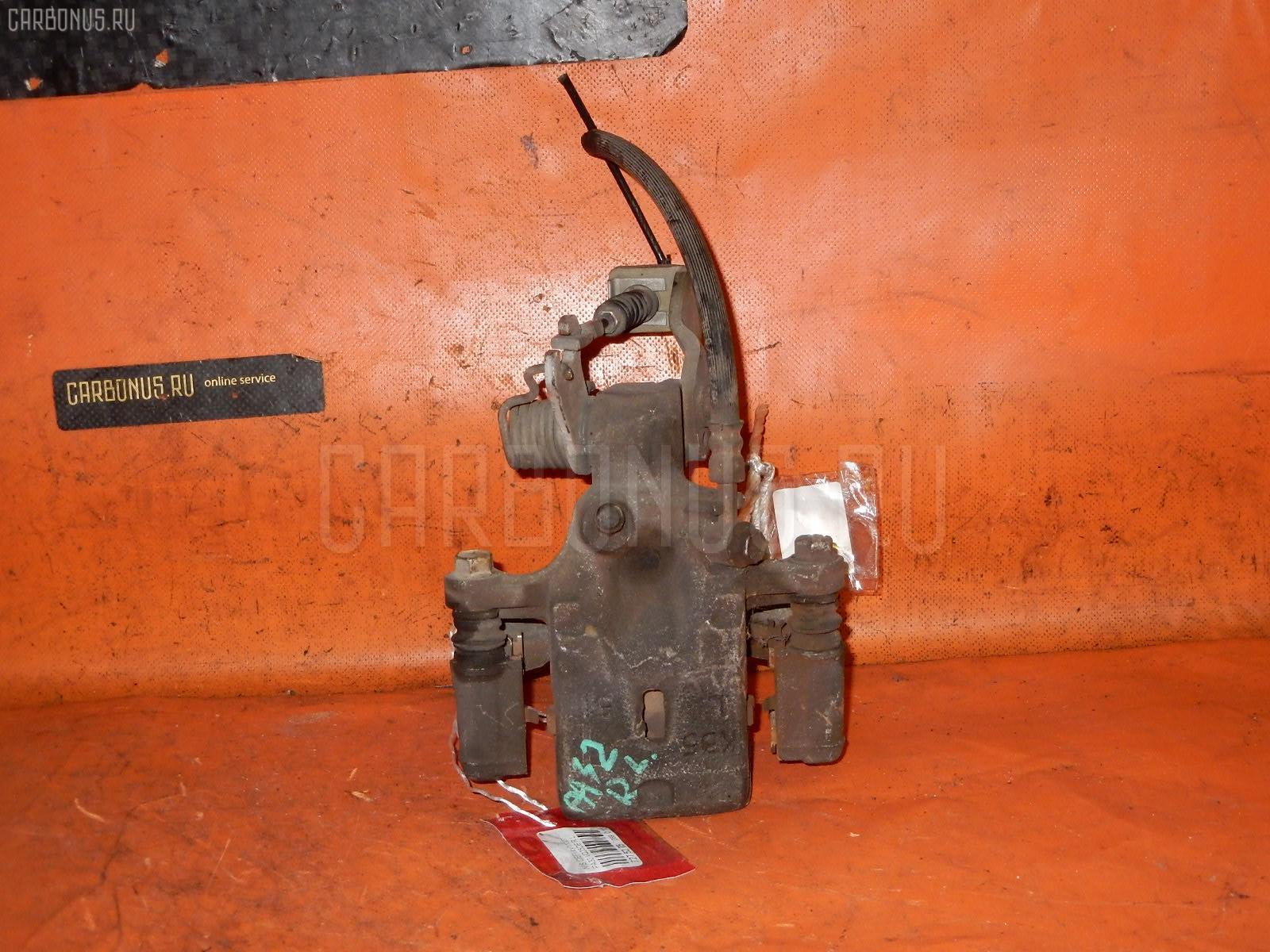 Суппорт NISSAN CEFIRO PA32 VQ25DE. Фото 2