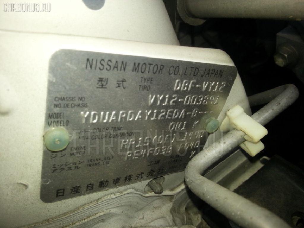 Глушитель NISSAN AD WAGON VY12 HR15DE Фото 2