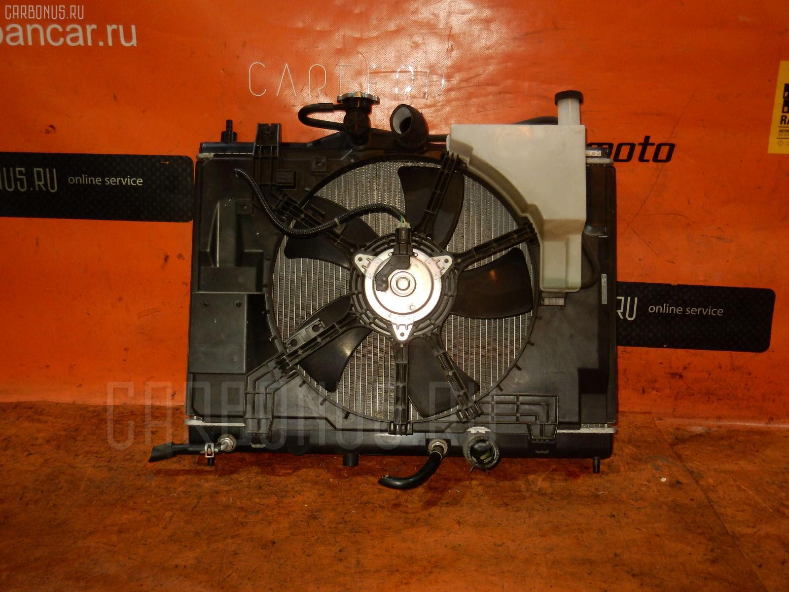 Радиатор ДВС NISSAN AD WAGON VY12 HR15DE Фото 2
