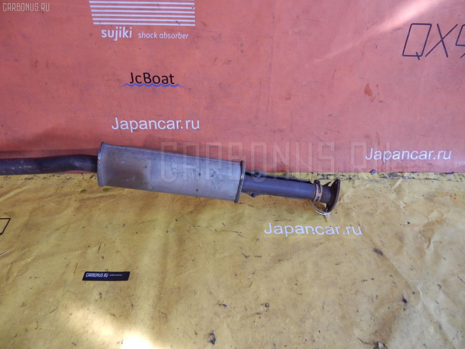 Глушитель TOYOTA CORONA PREMIO ST210 3S-FE. Фото 3