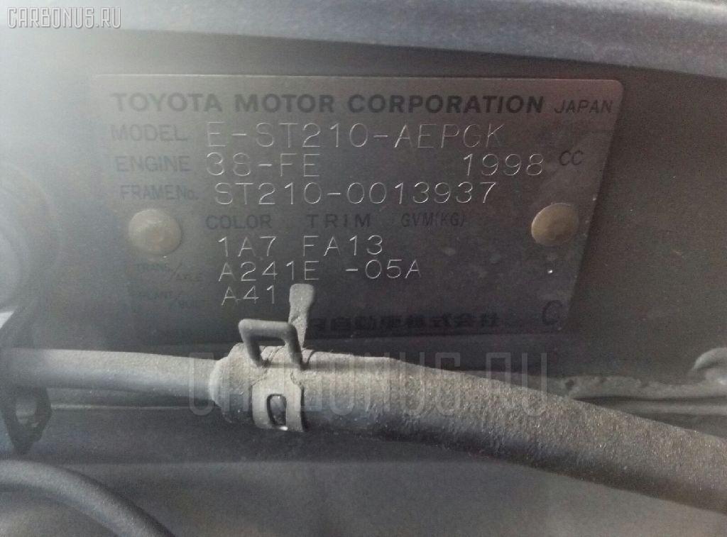Кожух рулевой колонки TOYOTA CORONA PREMIO ST210 Фото 4