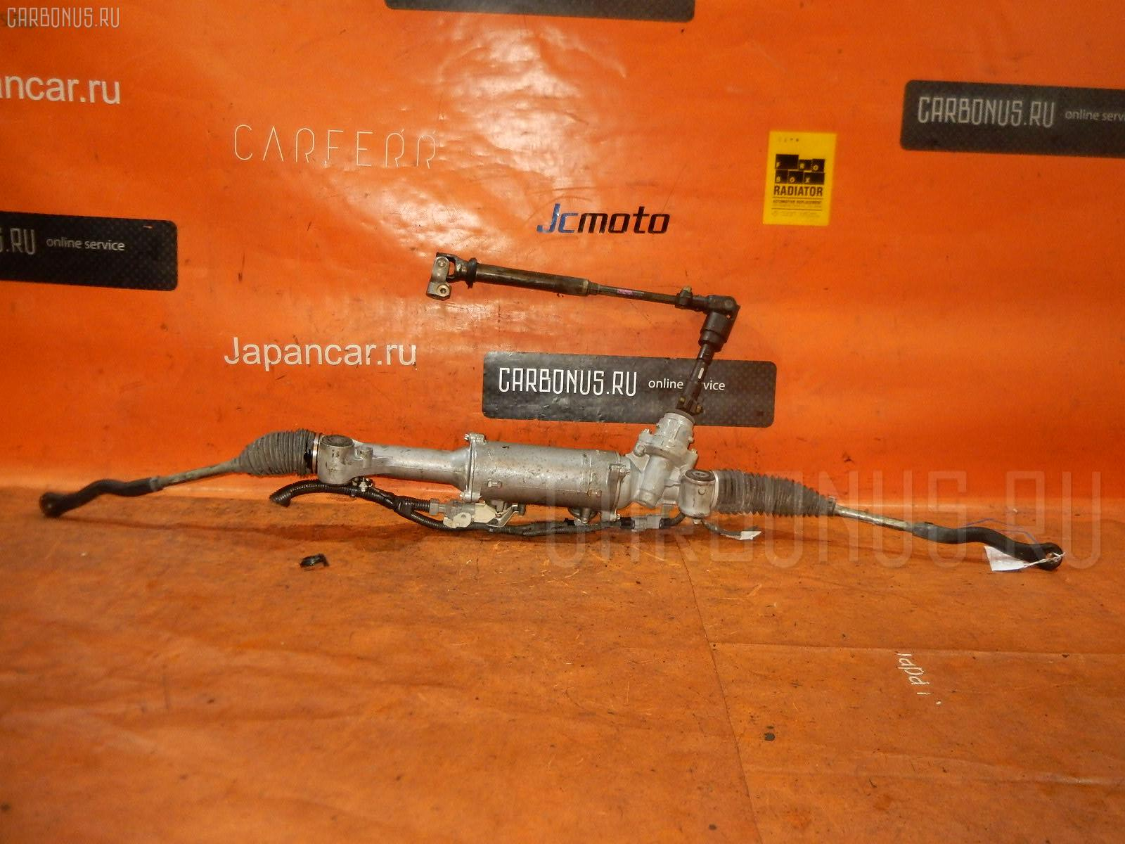 Рулевая рейка TOYOTA CROWN GRS182 3GR-FSE. Фото 4