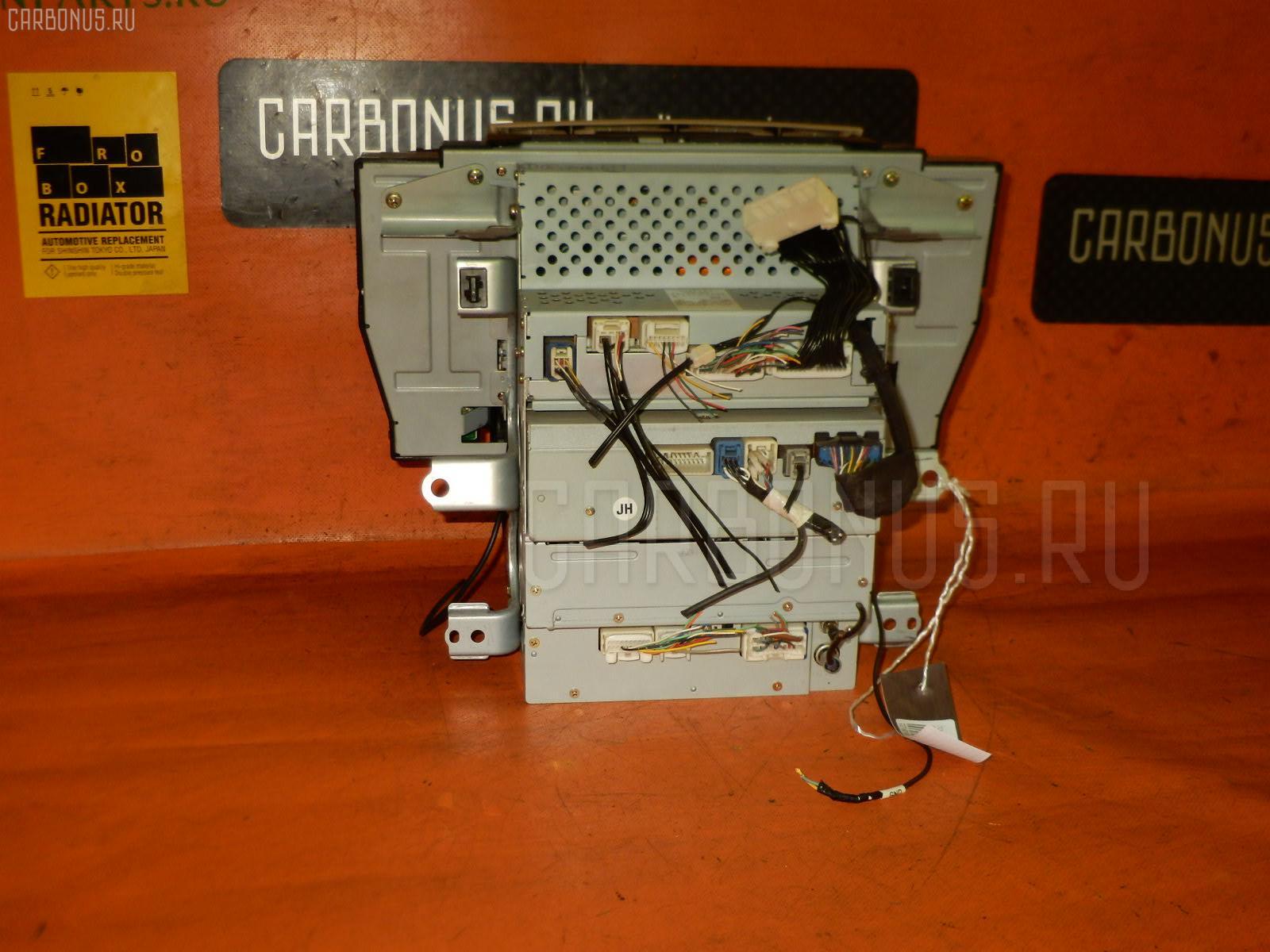 Блок управления климатконтроля TOYOTA CROWN GRS182 3GR-FSE. Фото 6