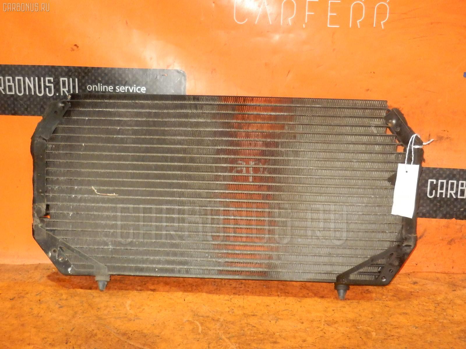 Радиатор кондиционера TOYOTA VISTA SV40 4S-FE. Фото 8