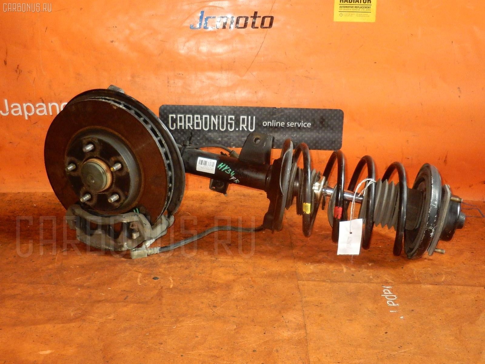 Стойка NISSAN CEDRIC HY34 VQ30DET. Фото 5