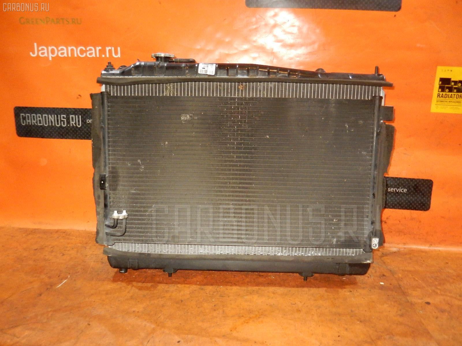 Радиатор ДВС NISSAN CEDRIC HY34 VQ30DET. Фото 6