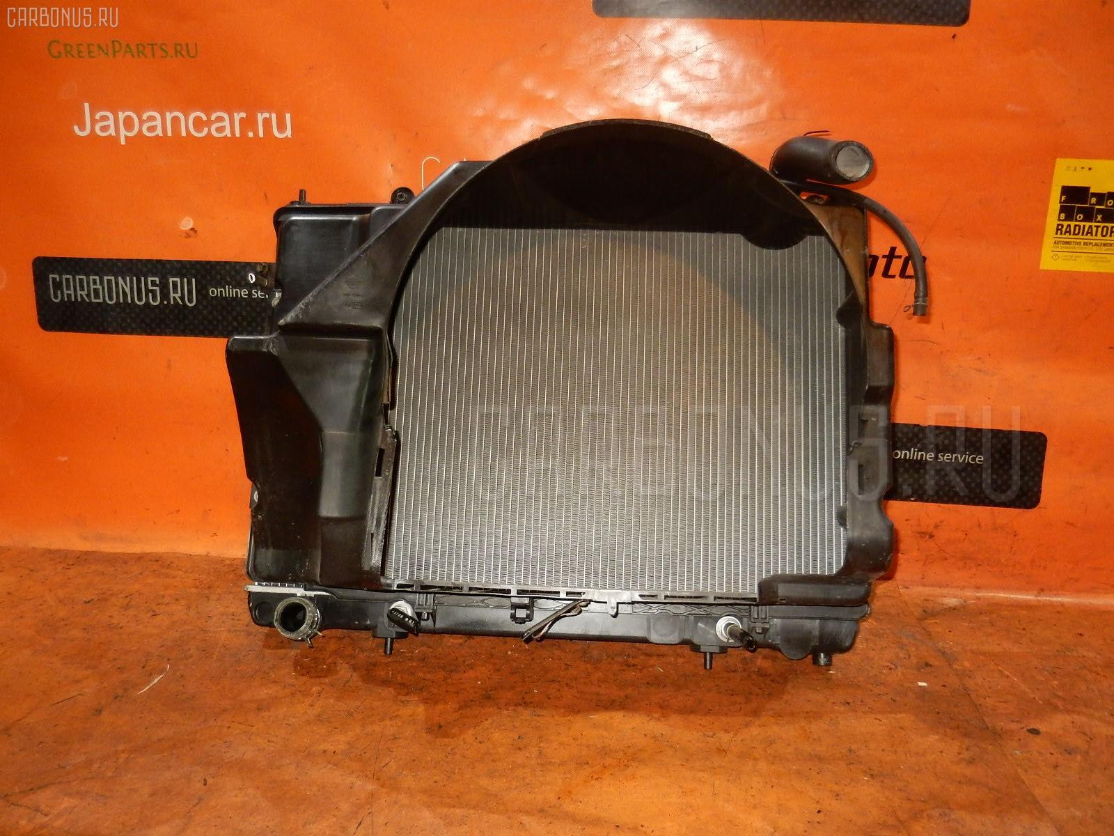 Радиатор ДВС NISSAN CEDRIC HY34 VQ30DET. Фото 5