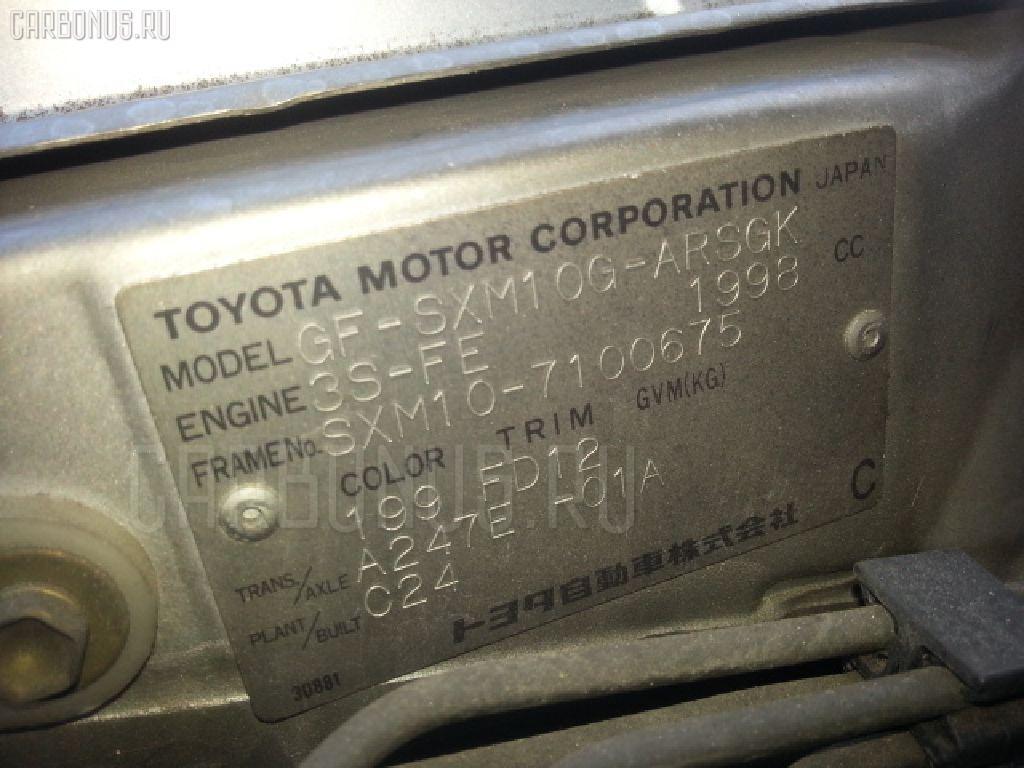 Мотор привода дворников TOYOTA IPSUM SXM10G Фото 4