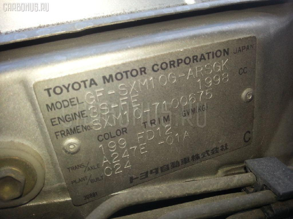 Крепление аккумулятора TOYOTA IPSUM SXM10G Фото 2