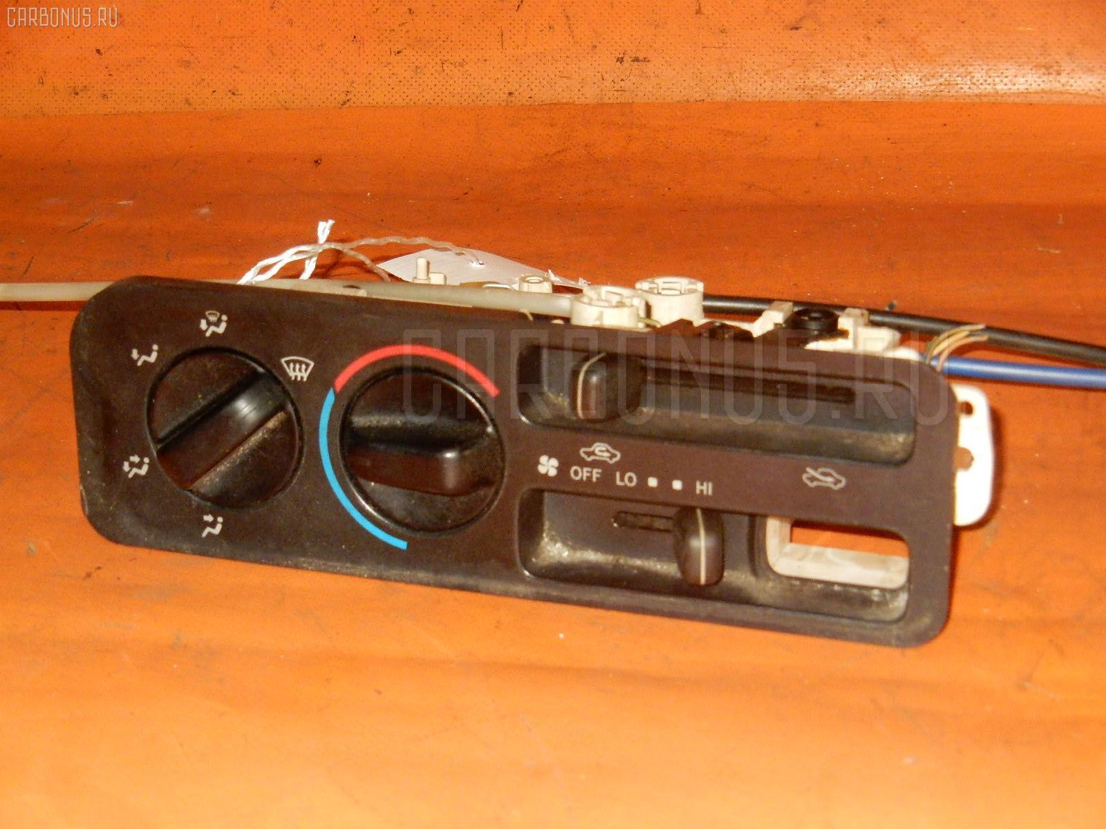 Блок управления климатконтроля TOYOTA CORSA EL51 4E-FE Фото 2