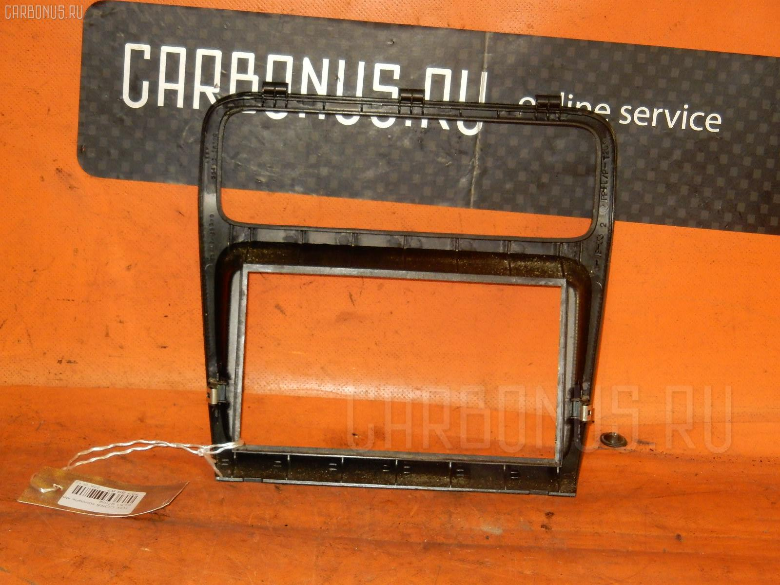 Консоль магнитофона TOYOTA CORSA EL51 Фото 2