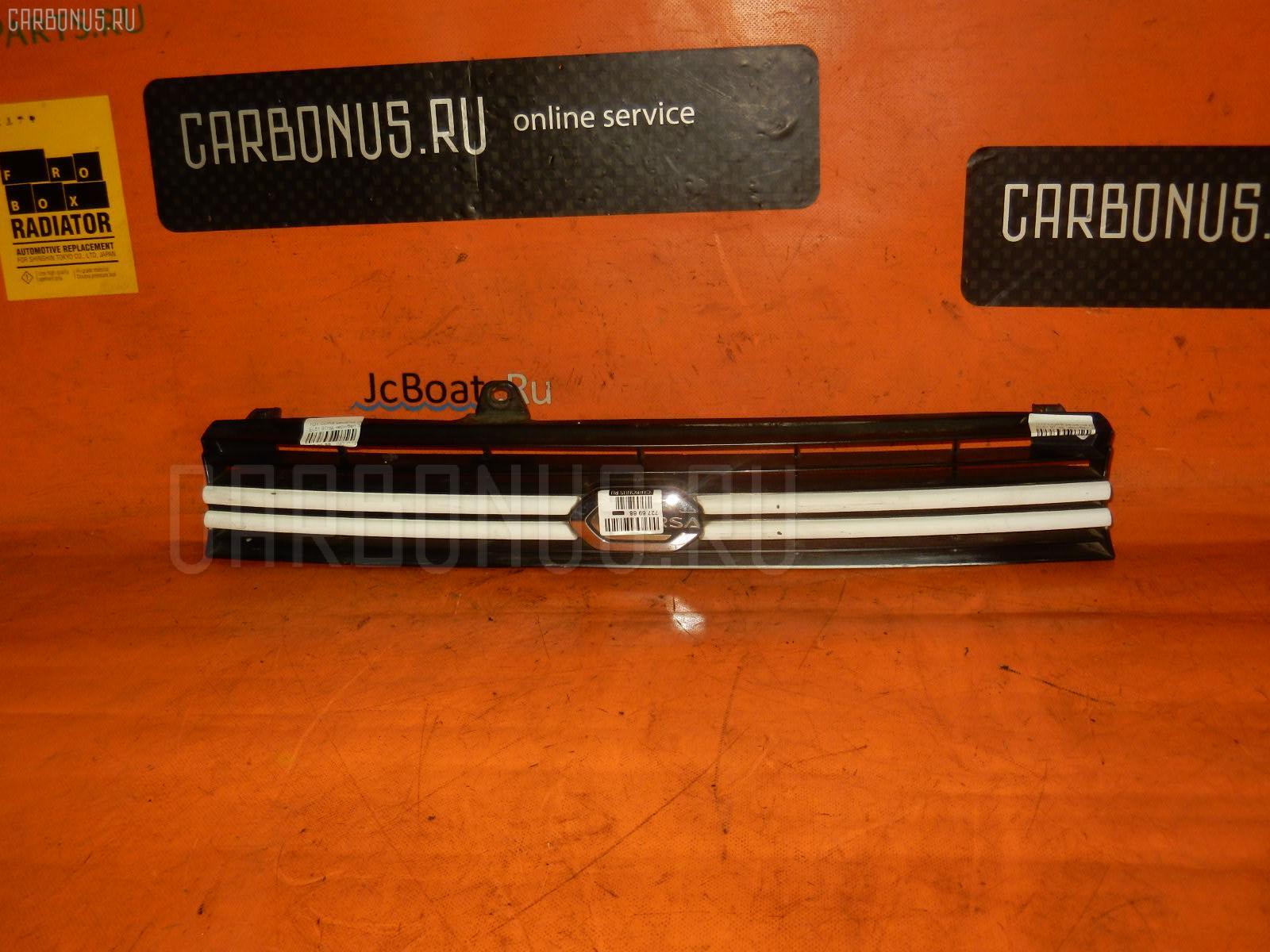 Решетка радиатора TOYOTA CORSA EL51 Фото 2
