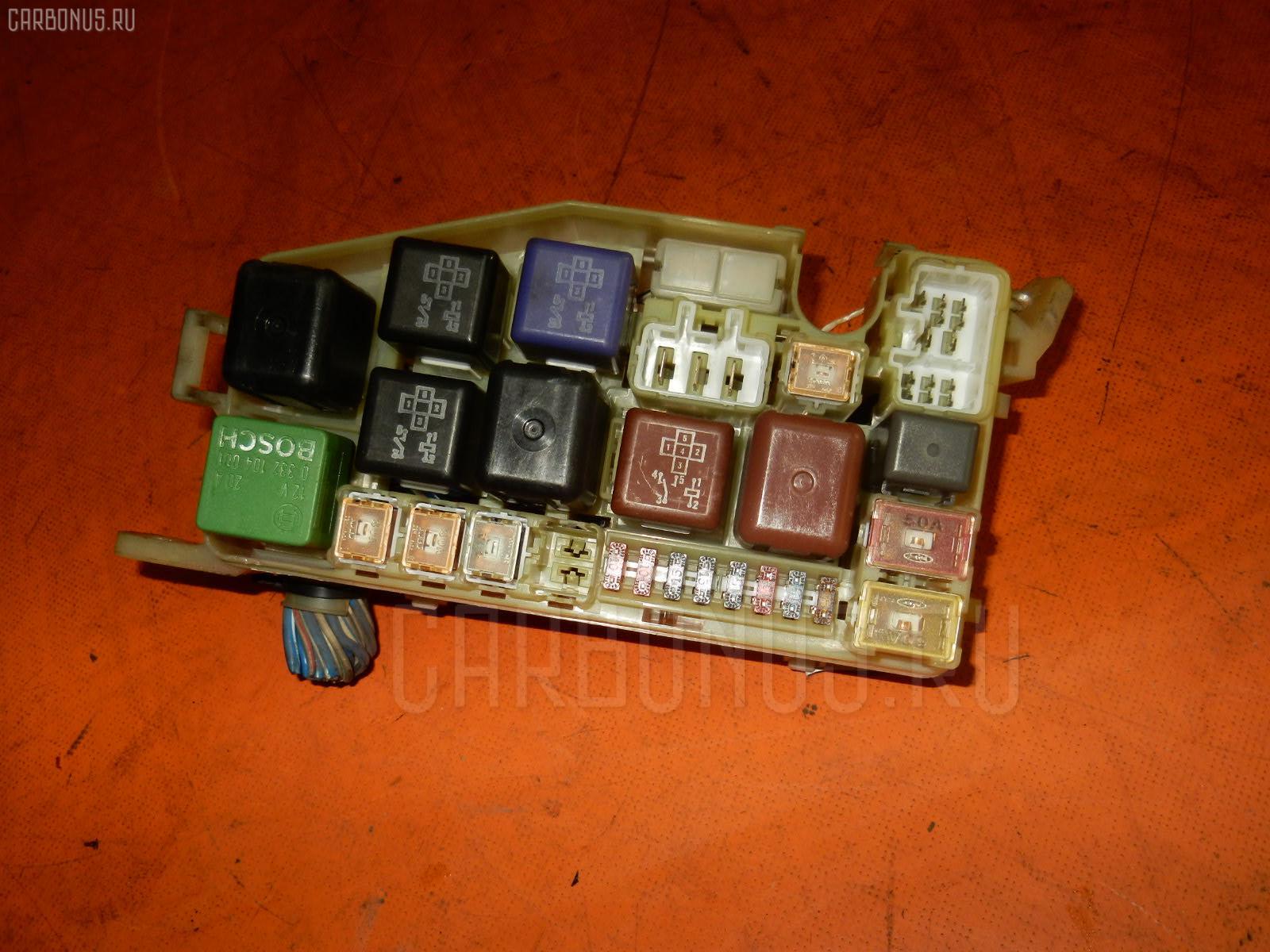 Блок предохранителей TOYOTA EL51 Фото 1
