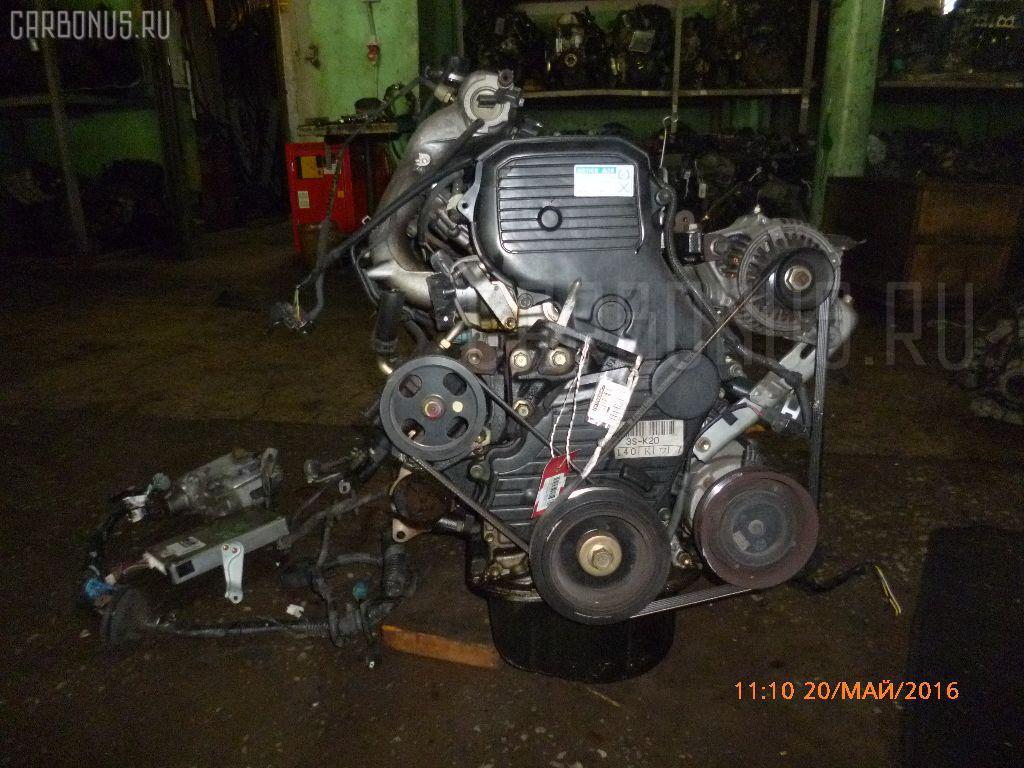 Двигатель TOYOTA NADIA SXN10 3S-FE Фото 6