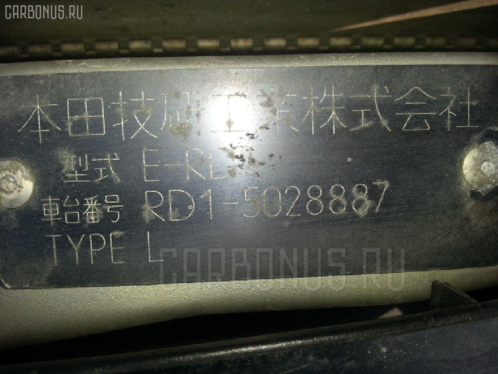 Редуктор HONDA CR-V RD1 B20B Фото 4