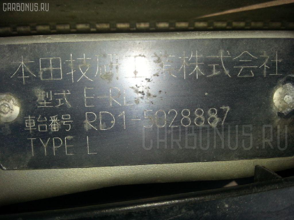 Обшивка багажника HONDA CR-V RD1 Фото 3