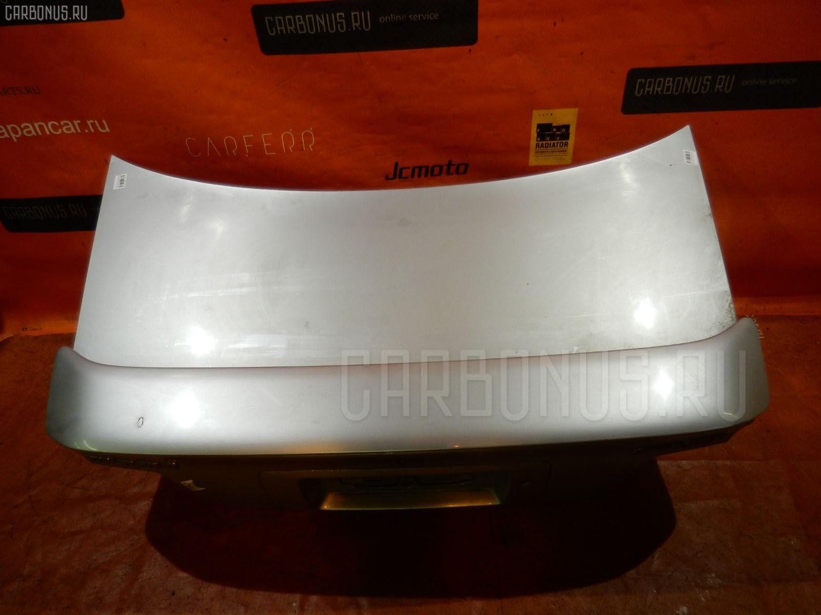 Крышка багажника TOYOTA CHASER JZX100 Фото 1