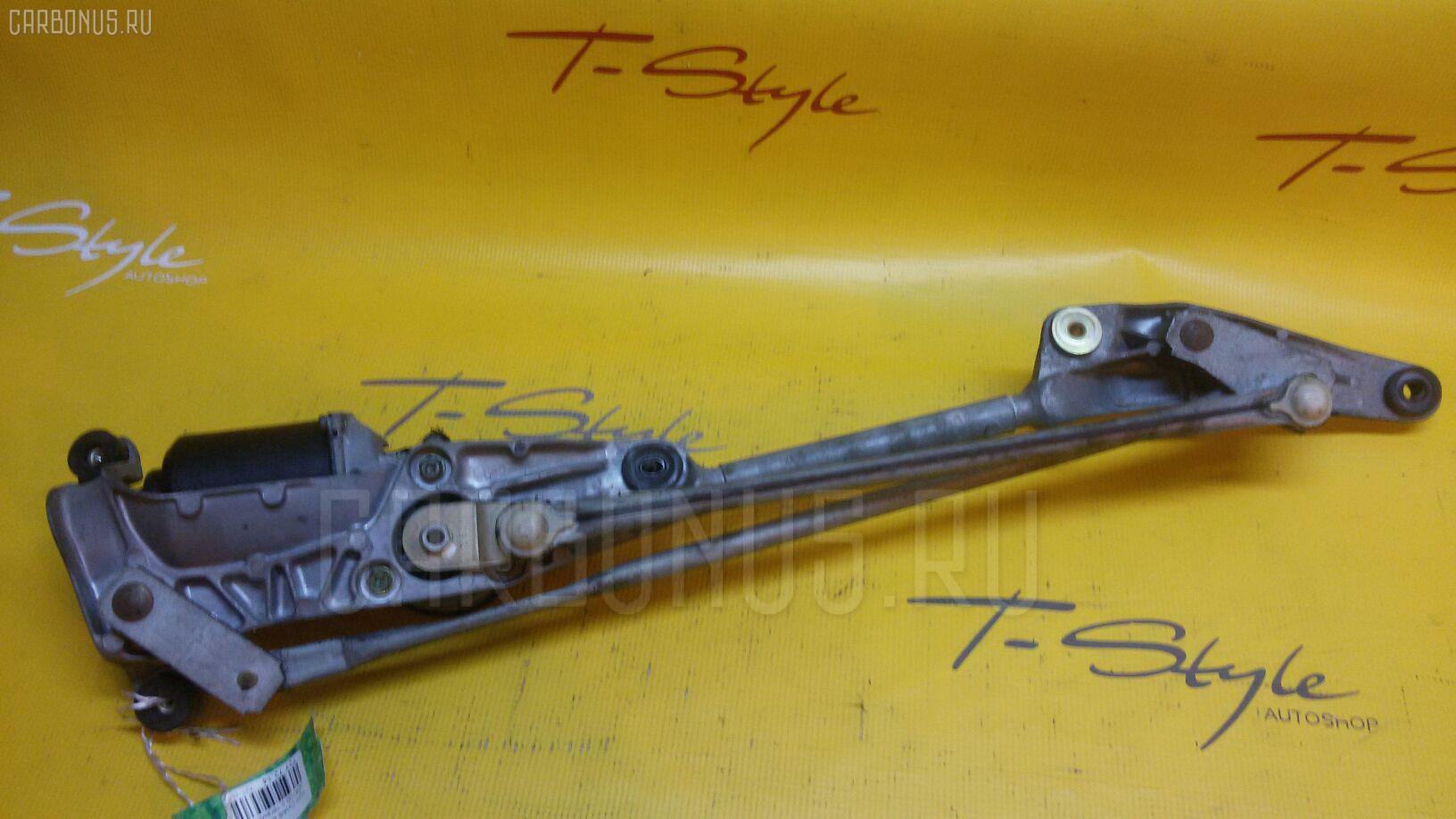 Мотор привода дворников TOYOTA CHASER JZX100. Фото 3