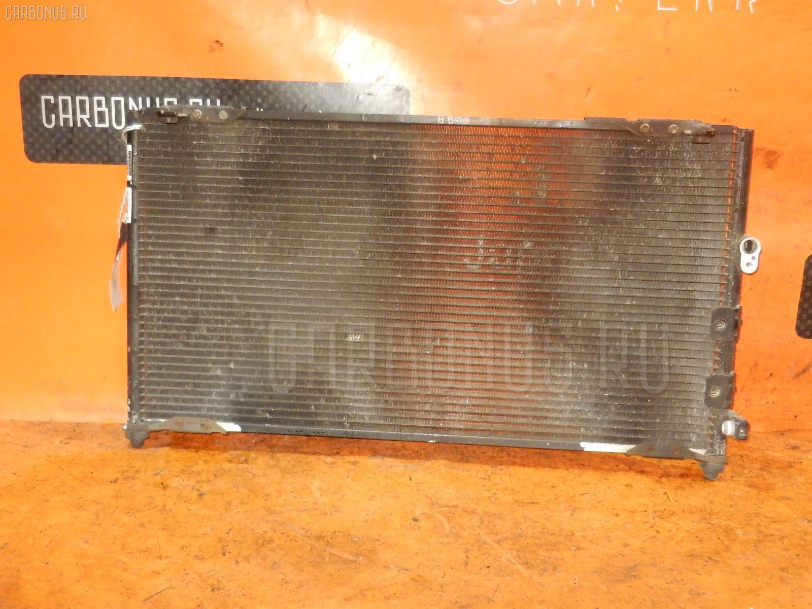 Радиатор кондиционера TOYOTA CHASER JZX100 1JZ-GE. Фото 3