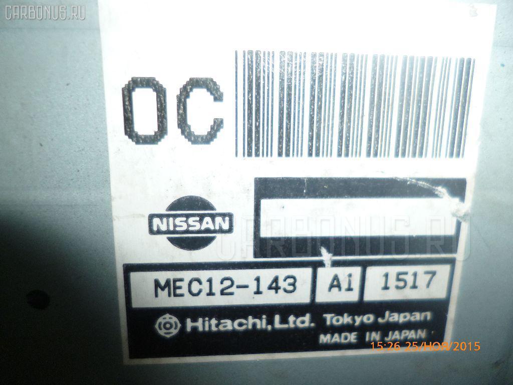Двигатель NISSAN SERENA PC24 SR20DE Фото 5