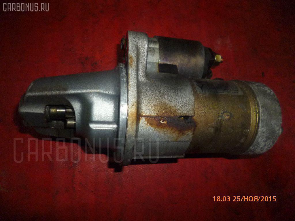 Двигатель NISSAN SERENA PC24 SR20DE Фото 8