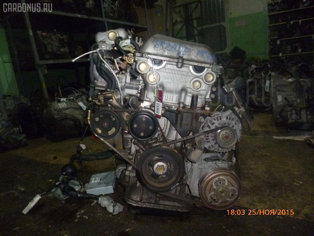 Двигатель NISSAN SERENA PC24 SR20DE Фото 9