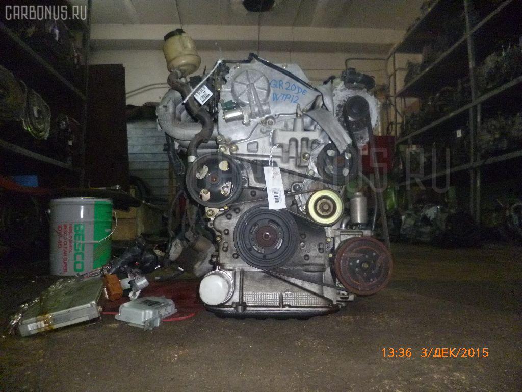Двигатель NISSAN PRIMERA WAGON WTP12 QR20DE Фото 13