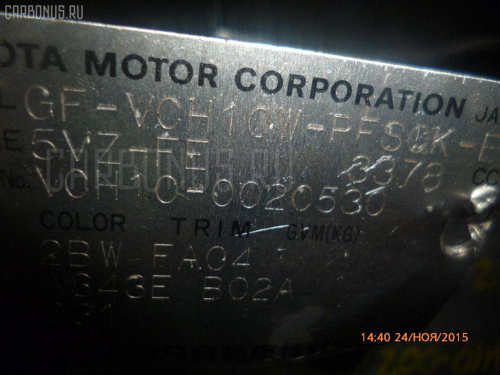 Двигатель TOYOTA GRAND HIACE VCH10W 5VZ-FE Фото 1