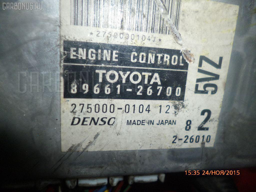 Двигатель TOYOTA GRAND HIACE VCH10W 5VZ-FE Фото 6