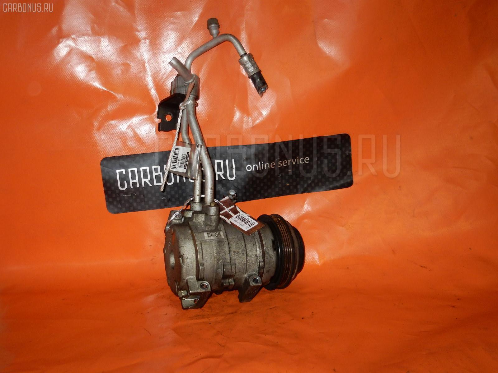 Муфта компрессора кондиционера TOYOTA GRAND HIACE VCH10W 5VZ-FE Фото 1
