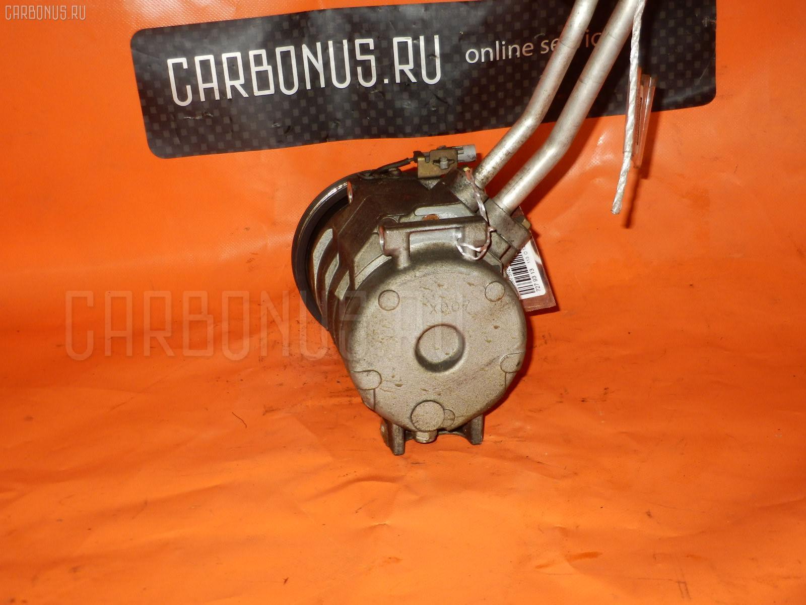 Муфта компрессора кондиционера TOYOTA GRAND HIACE VCH10W 5VZ-FE Фото 2