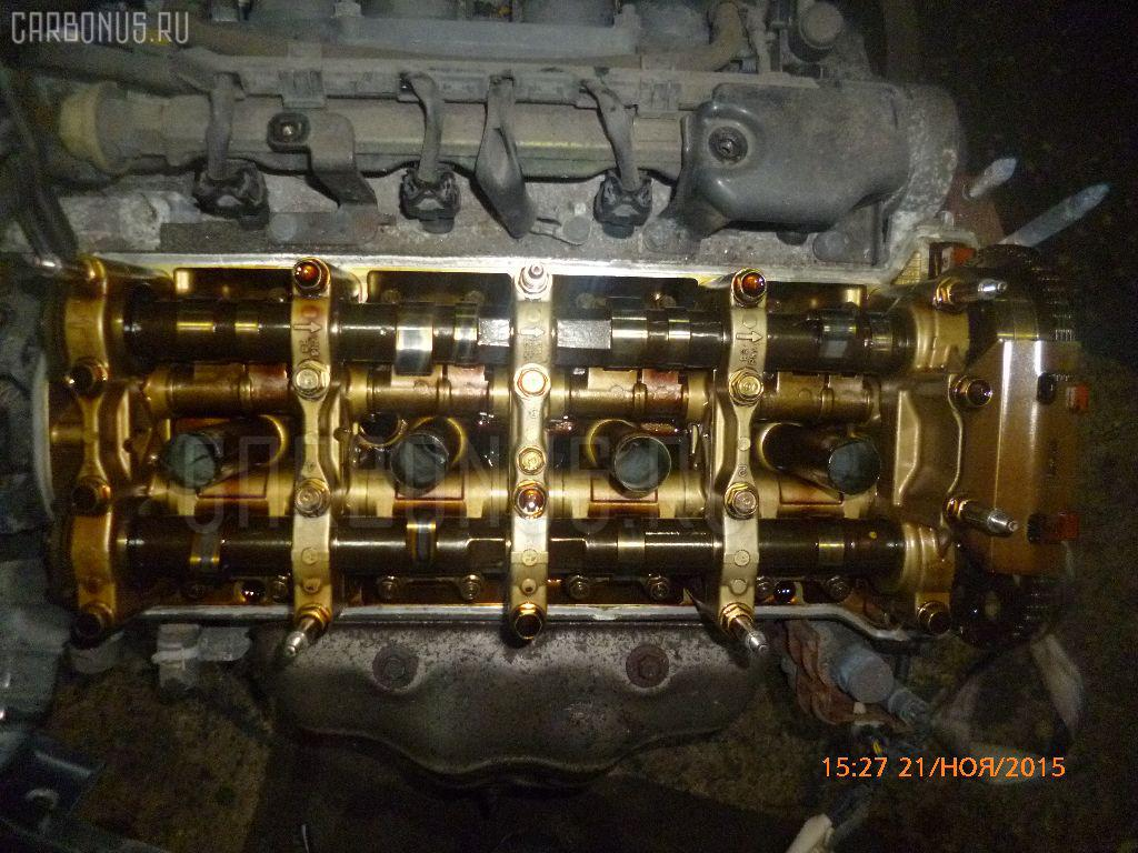 Двигатель Honda Stepwgn RF4 K20A Фото 1