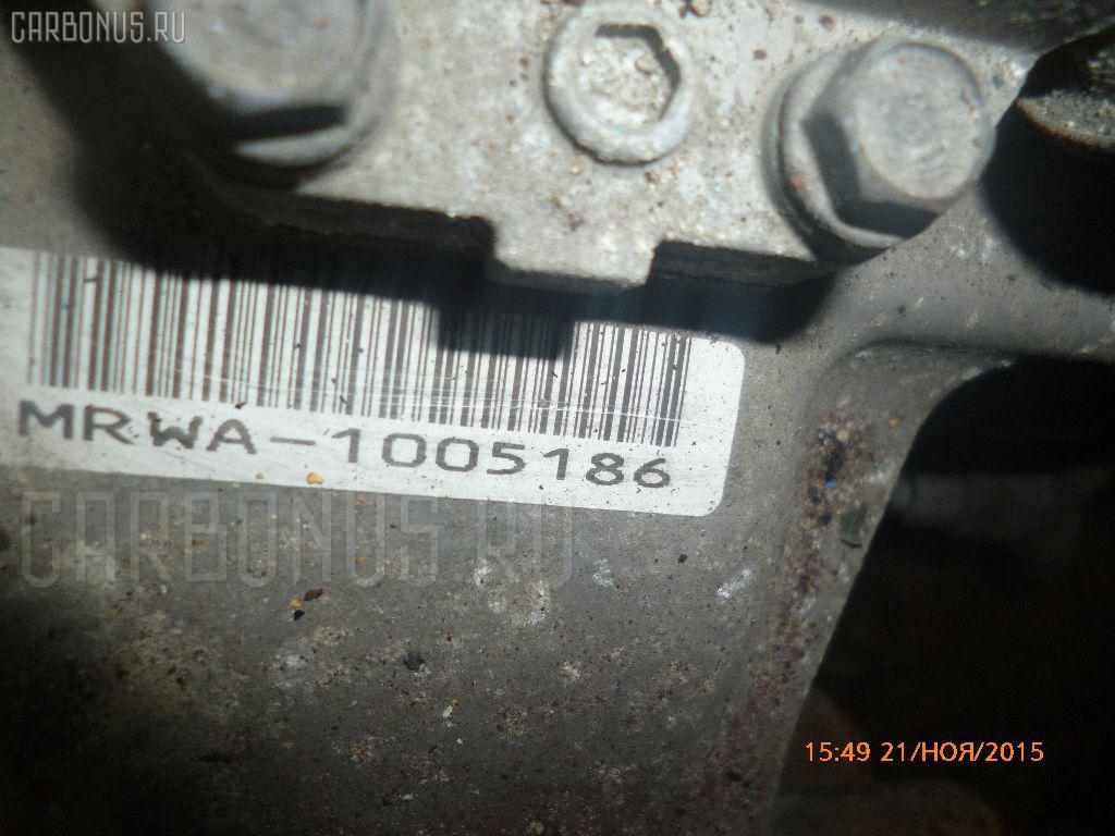КПП автоматическая HONDA STEP WGN RF4 K20A. Фото 1