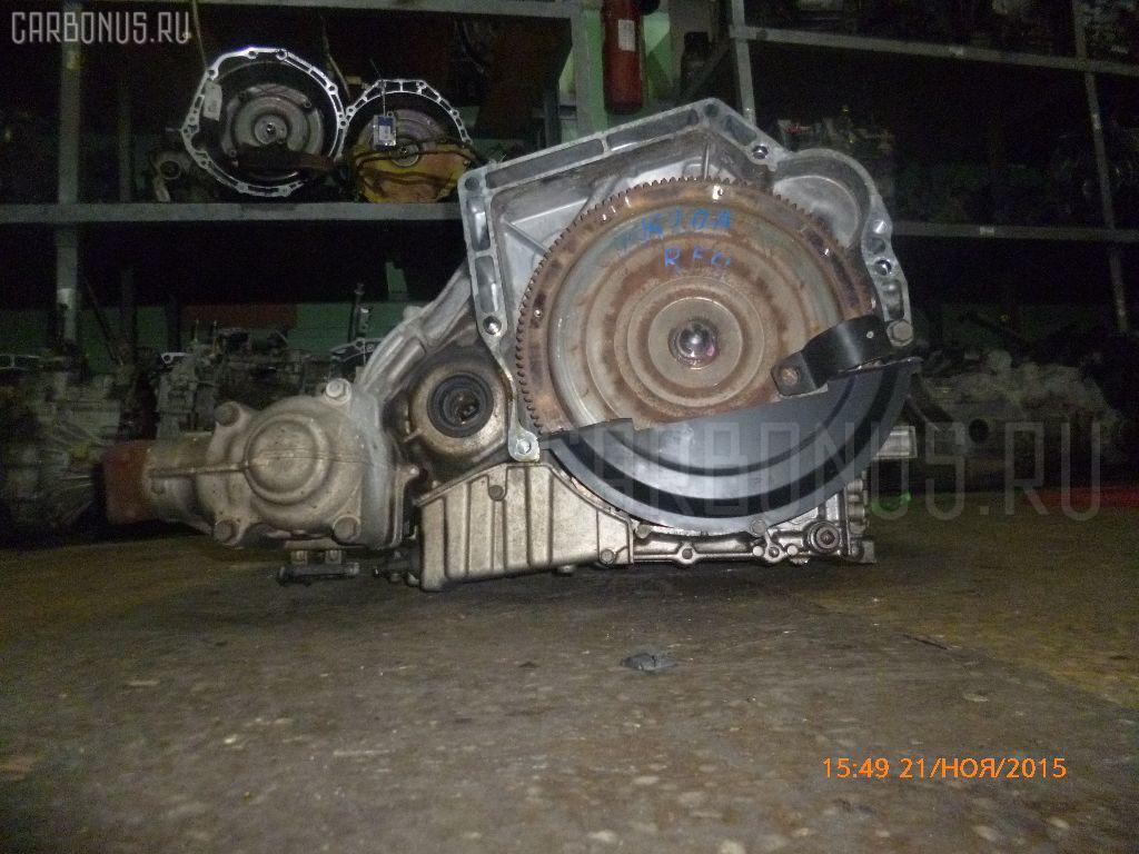 КПП автоматическая HONDA STEP WGN RF4 K20A. Фото 2