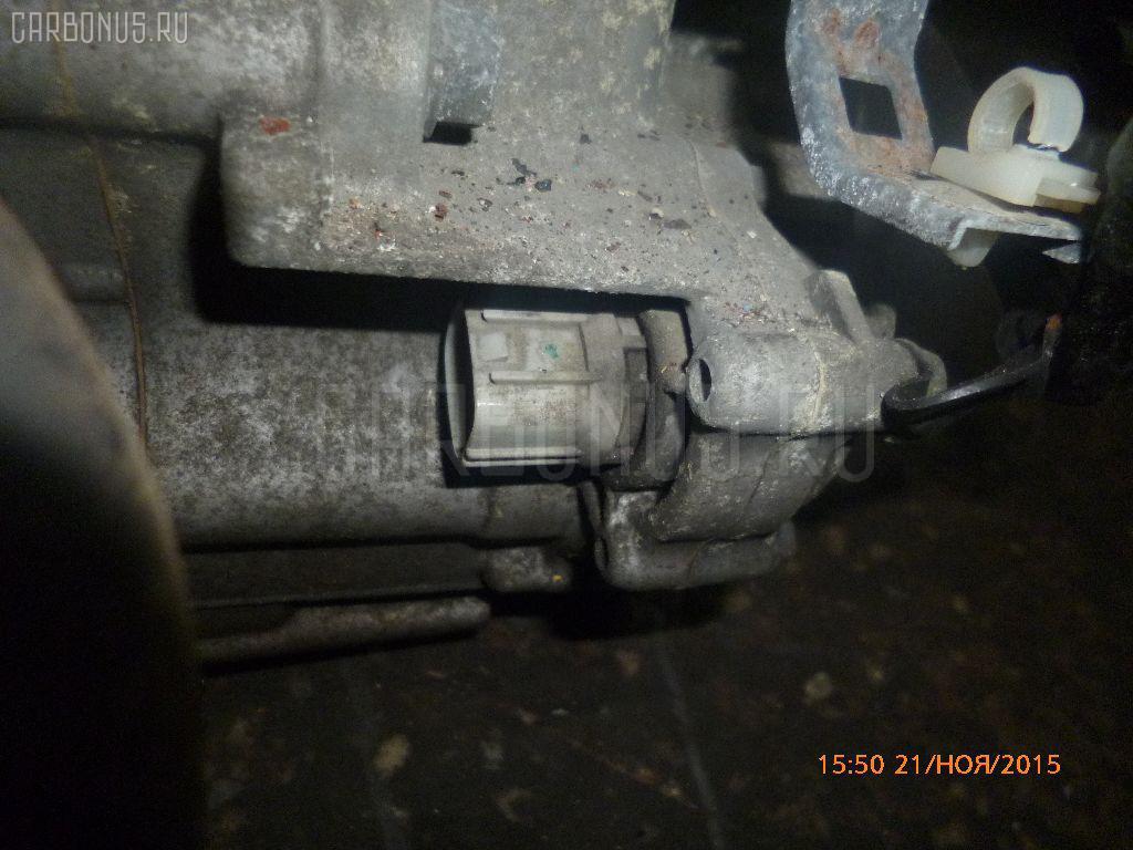 КПП автоматическая HONDA STEP WGN RF4 K20A. Фото 7